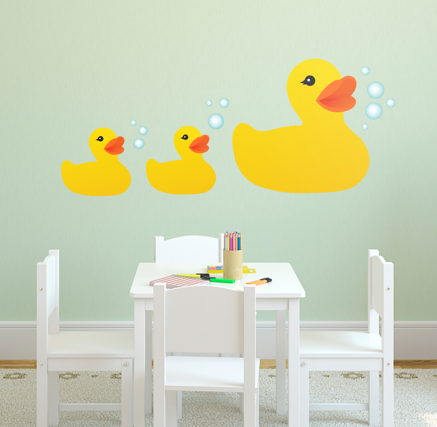 Rubber ducky checks on shoppinder for Duck decorations home
