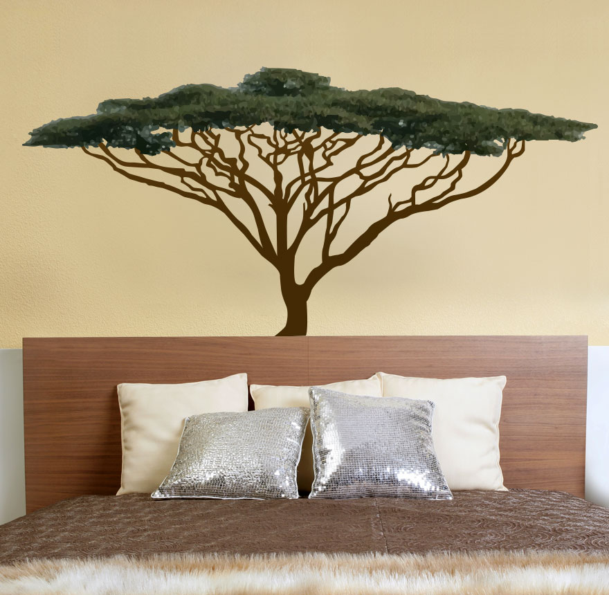 Tree Wall Decal The Highest Quality Wall Decal On Ebay